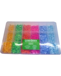 Fischer Plastics Box with 6 x 100 Full Snap Sets